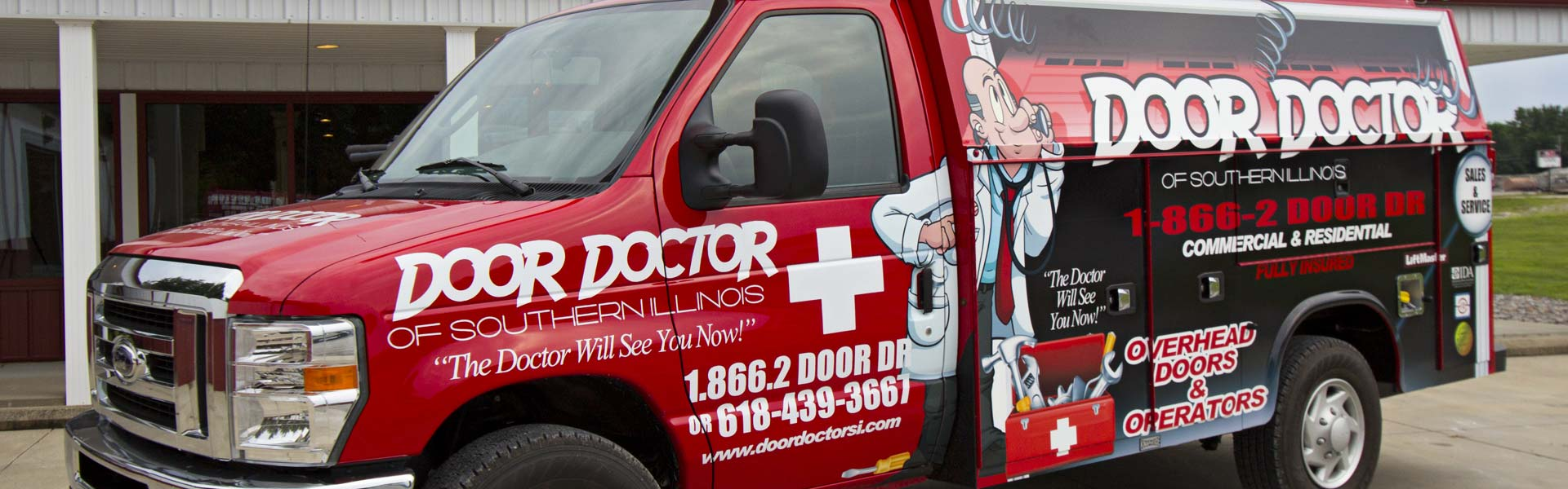 Attrayant Door Doctor Of Southern Illinois   Garage Doors In Benton, IL